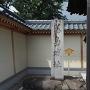藤島城 城址碑