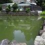 亥山城 水堀跡