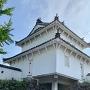 西之丸角櫓(内側)