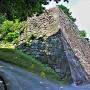 隠居丸南東側石垣