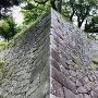 榊山稲荷曲輪の石垣