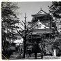 再建当時の岡崎城(撮影年:昭和34年)[提供:岡崎市]