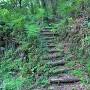 登城口(下の段)
