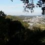 本丸から見る小川町