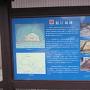 鯰江自治会館にある説明板