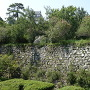 南堀跡の石垣