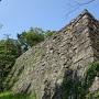 追廻門の石垣