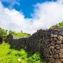 城門の石垣