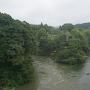牛渕橋から遠望