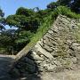 鶴の渓の石垣其の弐