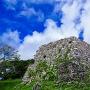南のアザナ城壁