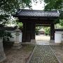 本丸表門(膳所神社に移築)