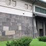 平川門(枡形内部から)