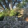大手門付近の登り石垣