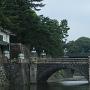 二重橋と伏見櫓