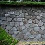 江戸城外堀跡の石垣