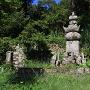 十一代椿泊領主森村芳之墓