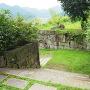 松ノ丸入口の枡形