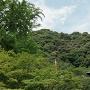 信貴山城遠景