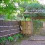 日本庭園・茶室「雁月庵」
