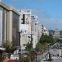姫路駅からの眺め