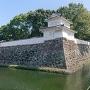 東の丸二重櫓(着到櫓)と水堀