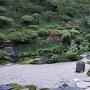 普済寺の庭園