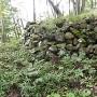 二の郭の石垣