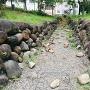 石垣水路と石樋