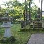 朝倉義景公墓所