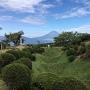 富士山と畝堀
