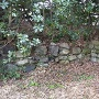 旧二条城の移築石垣