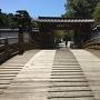 一之橋と大手門