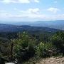 大文字山の山頂から