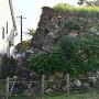 本丸石垣(東隅)