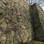 塩櫓跡の高石垣