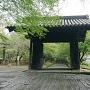 移築された黒門(大手門)
