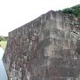 鯉喉櫓台(りこうやぐらだい)石垣