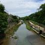 千姫の小径(市ノ橋門跡付近)