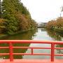 菱門橋より