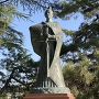 高山右近公銅像