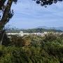 賤機山の遠景 主郭からの眺望