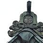 尾崎神社の葵紋