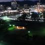 舞鶴城公園稲荷曲輪側夜景