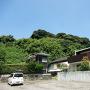 松尾城全景