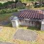 勝龍寺城 本丸の井戸跡