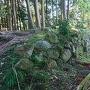 国見櫓跡石垣
