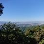 国見櫓からの眺望