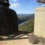 石碑と景観