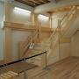 ステップなごや(階段体験館)、実物大階段模型